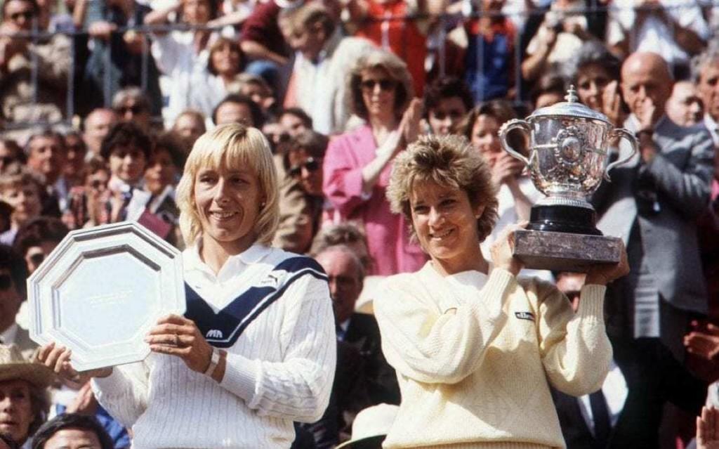 The Tennis Podcast: Evert vs. Navratilova - Inside The Greatest Rivalry