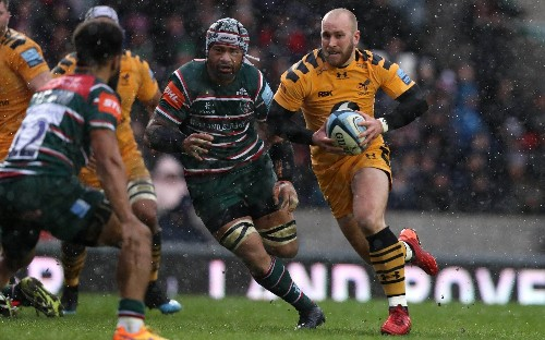 Dan Robson reveals scare of shock among Wasps players following Dai Young's removal