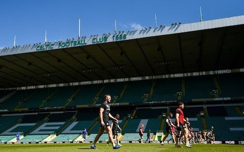 Excitement ratchets up for Glasgow and Leinster ahead of 'once-in-a-lifetime' Pro14 final at Celtic Park