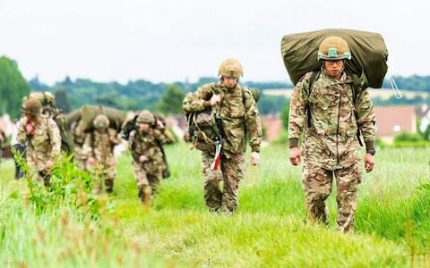 Talent of Britain's military veterans not being fully realised, study finds