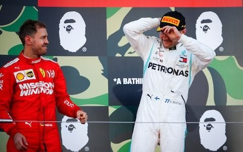 Ferrari may now have the fastest car, but the Japanese Grand Prix shows how far they have to go to topple Mercedes