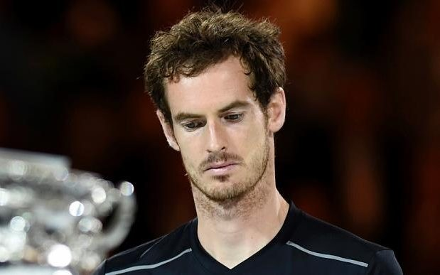 Andy Murray admits he 'feels bad' for spending time away from new daughter Sophia