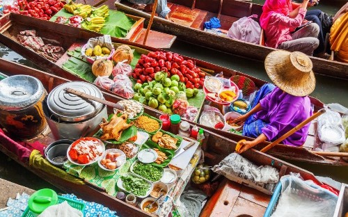 10 great food holidays for solo travellers