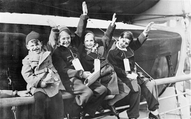 Kindertransport: 'To my dying day, I will be grateful to this country'