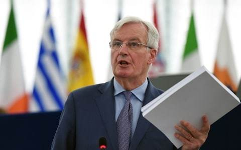 Michel Barnier fears Nigel Farage and his aim to destroy the EU as Brexit Party surges before European elections