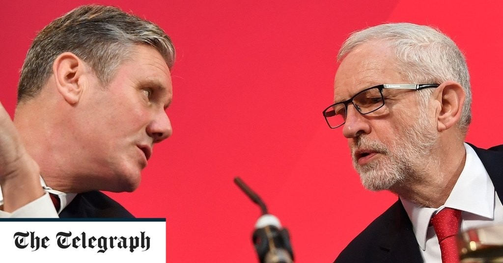 Starmer can't give an inch in his fight to the death with Labour's hard-Left