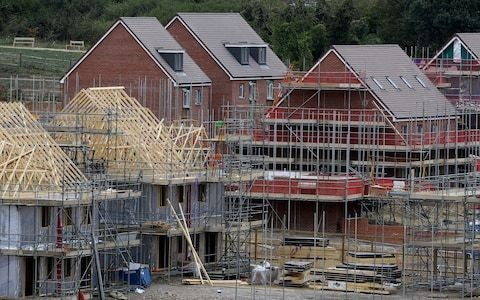 Housebuilders sitting on 800,000-home 'land bank' as property crisis deepens