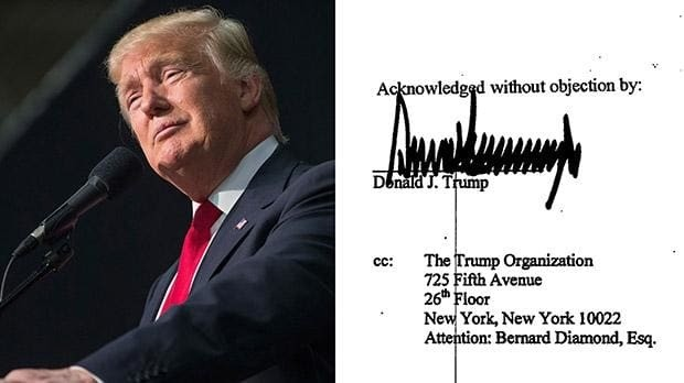 Donald Trump signed off deal designed to deprive US of tens of millions of dollars in tax