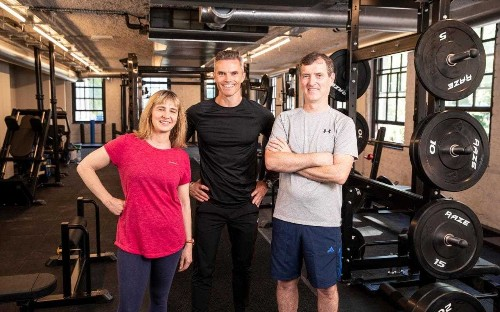 The midlife fitness plan: exercise regimes for men and women to fight the effects of ageing