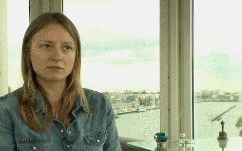 Kidnapped German journalist who gave birth in Syria speaks for first time