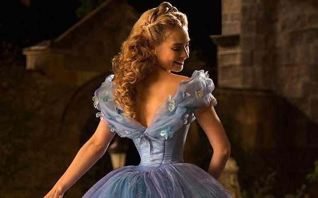 Lily James row: Thin-shaming proves that skinny girls aren't living a fairy tale