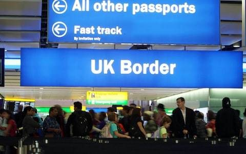 Stand-off between CBI and other lobby groups over immigration letter