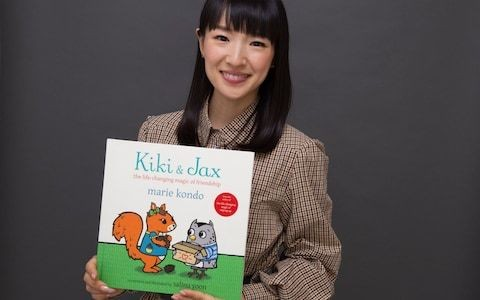 Kiki & Jax by Marie Kondo review: sparking joy in the next generation