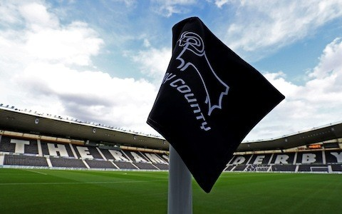 Derby County owner accuses EFL of being 'unlawful' over EFL rule breach charge