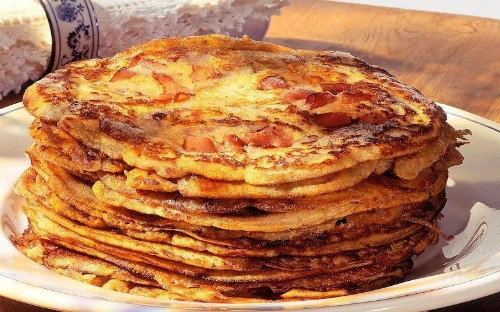 Shrove Tuesday latest tradition to go vegan as supermarkets stock dairy-free pancakes