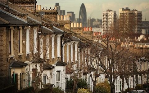 House prices rise at fastest clip since November 2018