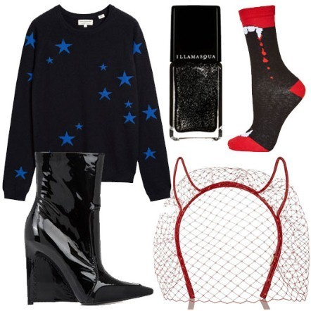 The Trendy 20: Halloween fashion - Fashion Galleries - Telegraph