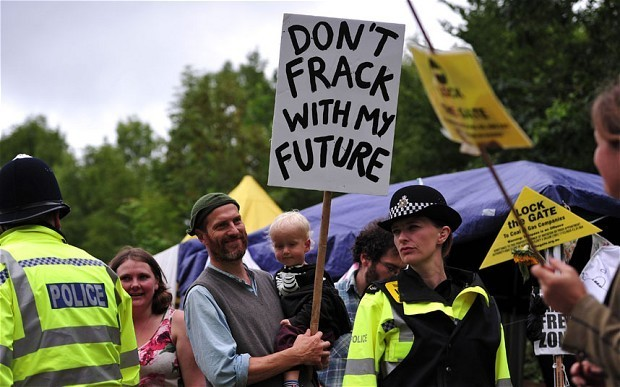 Is there any future for fracking in Britain?