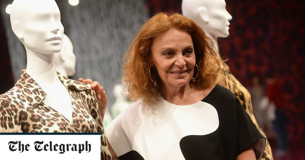Diane von Furstenburg: is it finally a wrap for the bounce-back queen of fashion?