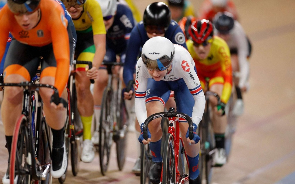 Laura Kenny makes U-turn over team pursuit appearance at World Championships saying shoulder feels 'fine'