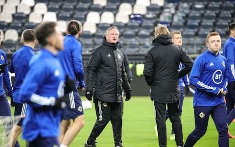Northern Ireland manager Michael O'Neill dismisses dead rubber talk as he prepares to face Germany
