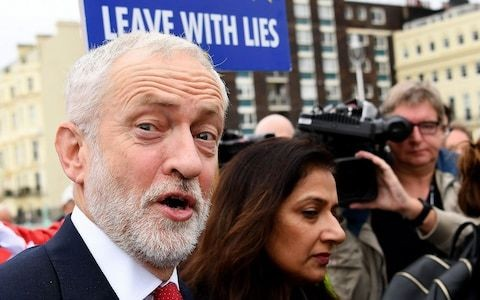 Former Labour employees set to sue party for libel over anti-Semitism