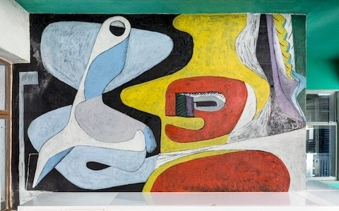 How a naked Le Corbusier 'vandalised' a modernist masterpiece