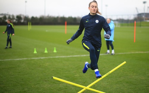 Manchester City's Tessa Wullaert interview: 'There are no professional women's clubs in Belgium - I had to make a choice to leave everything'