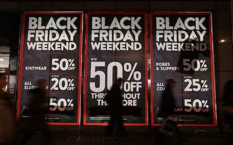 Want a Christmas bargain? A three-step guide to investing in retail