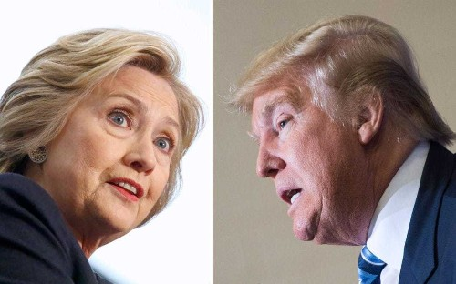 Donald Trump versus Hillary Clinton: America now faces a truly appalling choice