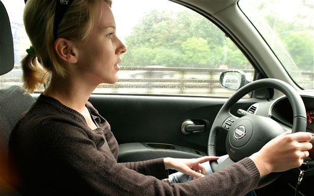 Women are, after all, better drivers than men