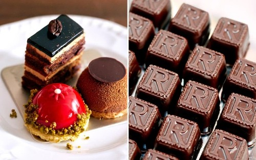 Sir Evelyn and his chocolate shop: how de Rothschild satisfied his sweet tooth
