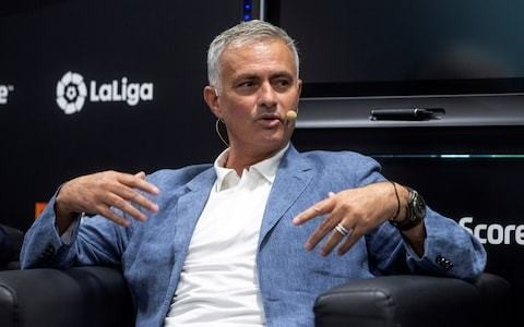 Jose Mourinho: The pundit so good he could make the Carabao Cup must-watch television