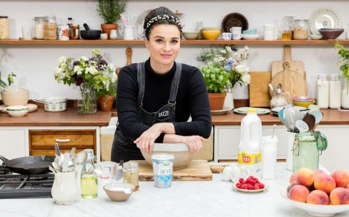 Chef Gizzi Erskine on clean eating: 'When I want a potato, I'll have a f***ing potato'