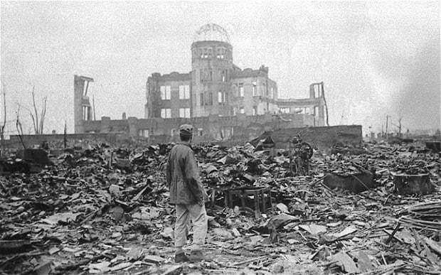 US museum must call Hiroshima and Nagasaki 'war crimes', say Japanese