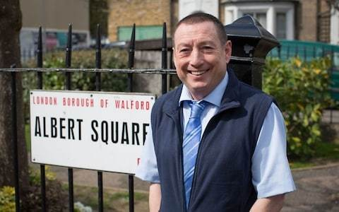 EastEnders, the return of Zammo, review: a cheeky, cheery but all-too-brief Grange Hill cameo