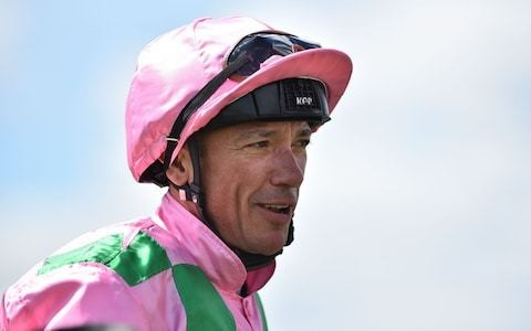 A'Ali turns on style for Frankie Dettori at Deauville
