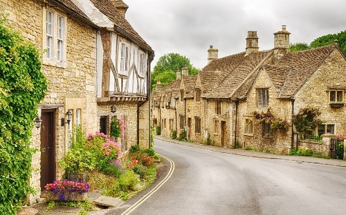 England's most beautiful villages