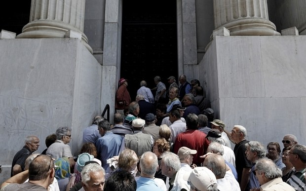Does it matter that Greece defaulted?