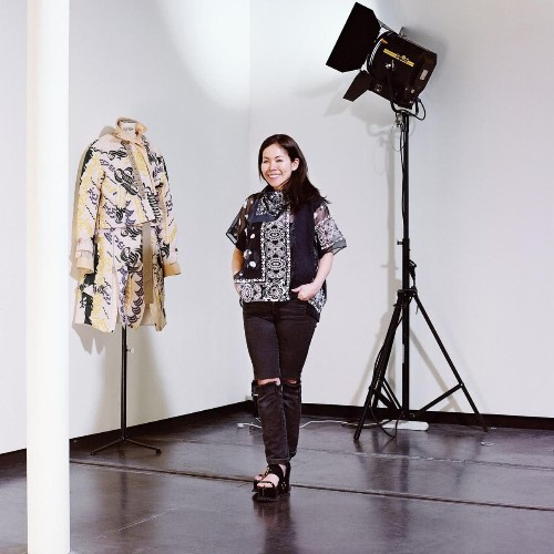 """Karl Lagerfeld calls her """"one of the most interesting designers working today"""". Meet Japan's Chitose Abe"""