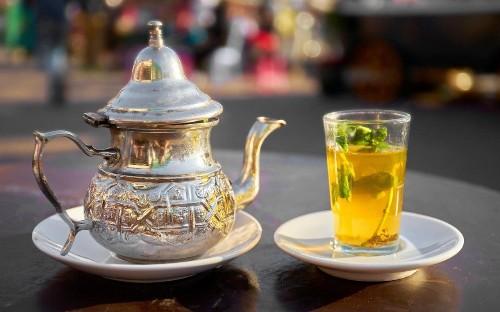 Five of the best herbal teas