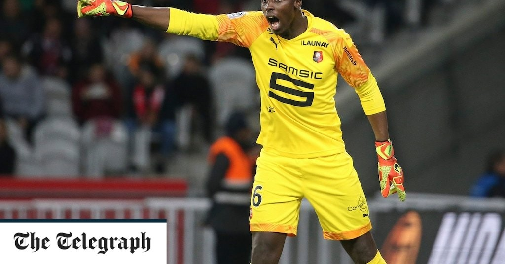 Chelsea agree deal to sign goalkeeper Edouard Mendy from Rennes for just over £20m