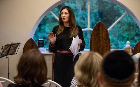 Rabbis share duties with women for first time, in 'turning point' for Judaism