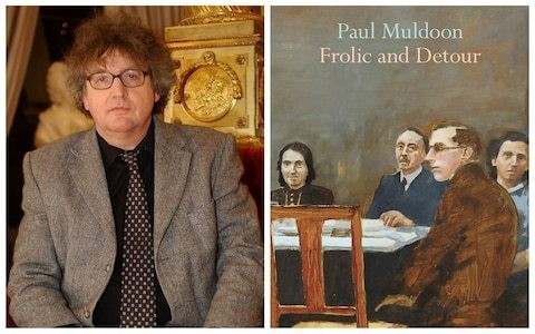 Poetry book of the month: Frolic and Detour by Paul Muldoon