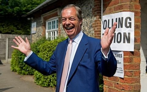 A Tory leader must face up to Farage
