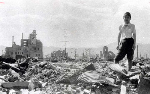 Hiroshima bomber tasted lead after nuclear blast, rediscovered Enola Gay recordings reveal