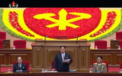 Satellite images show North Korea may be preparing fifth nuclear test, as Kim Jong-un takes top party post