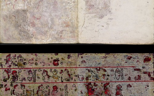 Life in Mexico before the Spanish conquest could be revealed by hidden codex