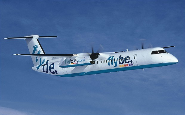 Flybe to cut 500 jobs in profit drive