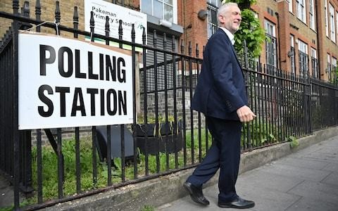 Jeremy Corbyn under pressure from senior Labour figures to fully commit to second Brexit referendum after disastrous European election results